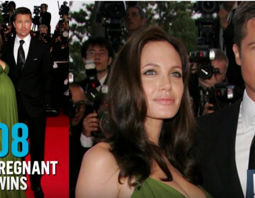 Brad Pitt and Angelina Jolie's Relationship Timeline   E! News