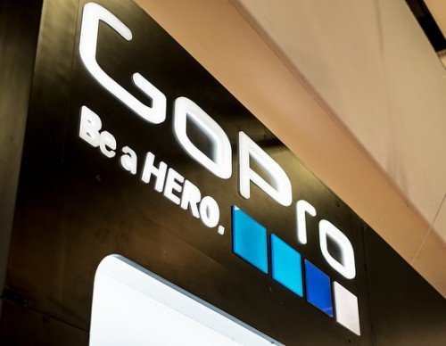 GoPro at the IFA 2015