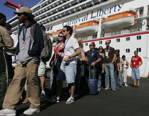 Over 700 Sickened By Virus On Cruise Ship