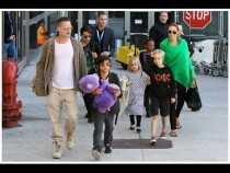 Brad Pitt's Children Are Scared Of Him – Brad Sickened By Reports