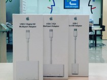 Apple USB-C Adapters