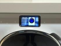 Internet washing machine at Samsung D'light