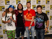 Comic-Con International 2012 - 'Workaholics' Panel