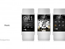 Apple iWatch Concept Design by Edgar Rios