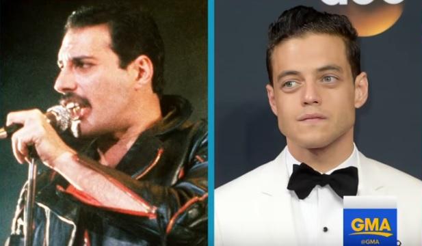 Queen's Freddie Mercury Biopic Will Star Rami Malek