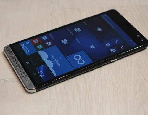 Windows 10 Mobile On HP Elite x3