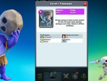 Tornado Spell Potential - Clash Royale
