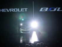 Electric Chevrolet Bolt Production Starts—5 Must-Know Facts