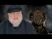 George R.R. Martin Is Campaigning For Hillary? Author Not Busy With 'Winds Of Winter'?