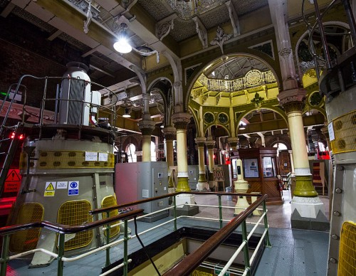 Abbey Mills Victorian Pumping Station Opens For Sewer Week 2016