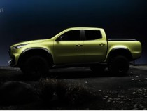 Meet Mercedes Benz X-Class: Its First Ever Luxury Pickup Truck