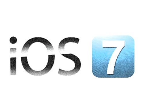 iOS 7 Concept Image