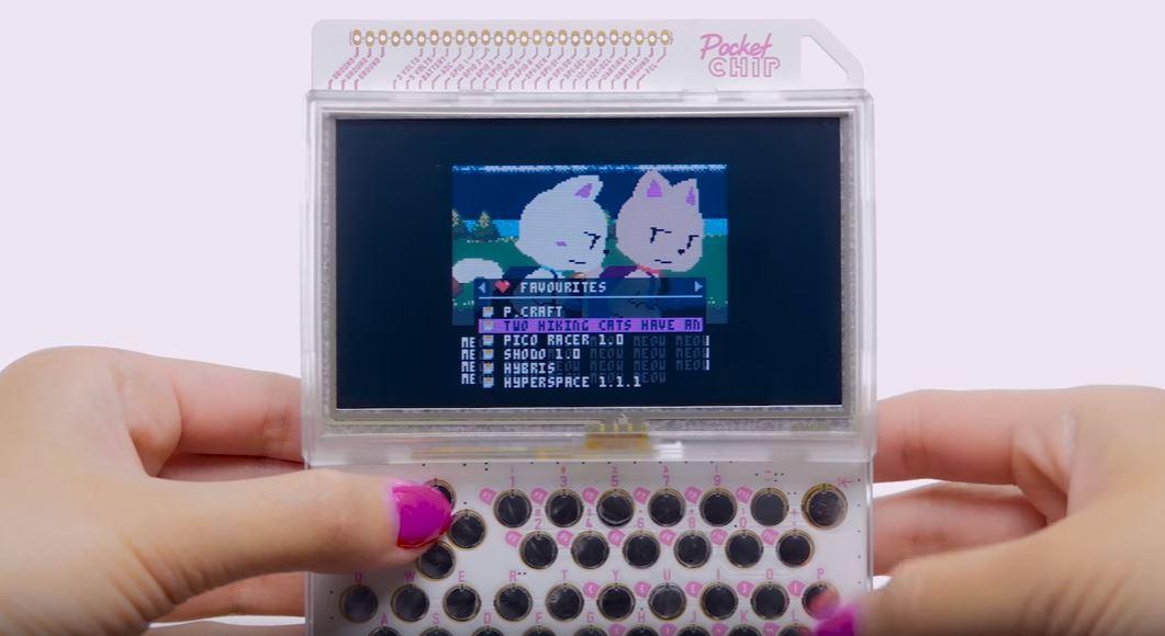Pico8 on PocketCHIP!