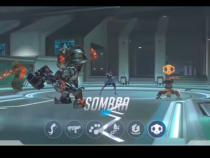 Overwatch: Sombra Abilities - Hack, Thermoptic Camo, Translocator, EMP