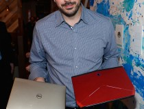 Dell Consumer Press Dinner With Adrian Grenier