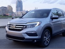 2017 Honda Pilot Update: New Features, Specs And Everything Buyers Need To Know