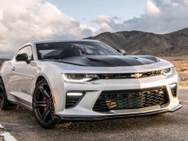 2017 Chevrolet Camaro 1LE's First Drive Will Make Drivers Want To Get Behind Its Wheel