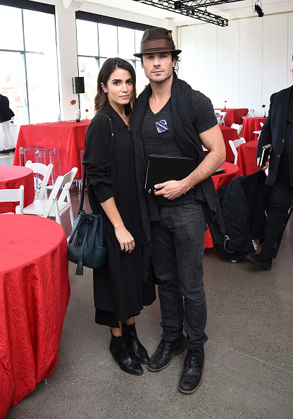 Ian Somerhalder And Wife Nikki Reed
