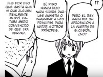 Hunter X Hunter Chapter 360