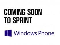 Sprint Windows Phone Coming Soon