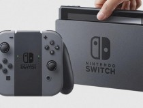 Nintendo Switch Launch Games Include Skyrim and a 3D Mario