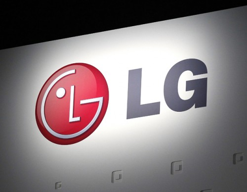 LG Electronics' company logo