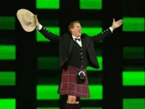 JBL journeys to SmackDown LIVE in full Scottish regalia: SmackDown LIVE Exclusive Nov. 8, 2016