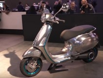 Vespa Scooter Electric Version: Everything You Need To Know