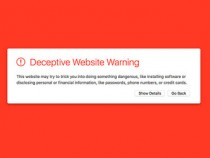 Google Safe Browsing's Website Warning