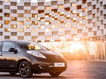 Nissan Joins The Dark Side With Black Edition Leaf