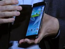 Samsung YOUM flexible display