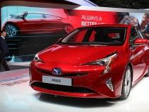 Toyota Plans To Develop Longer Range EV's: Sets Goals For 2020