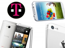 T-Mobile is getting HTC One, Samsung Galaxy S4 and iPhone 5