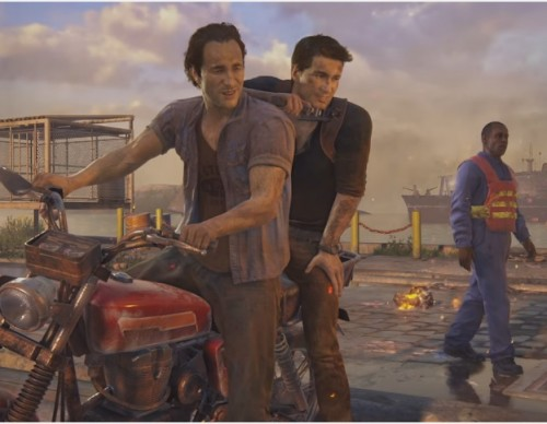 UNCHARTED 4: A Thief's End (5/10/2016) - Story Trailer   PS4