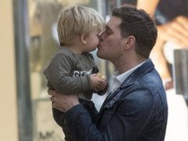 Noah, Michael Buble's 3-year-old son has been diagnosed with cancer