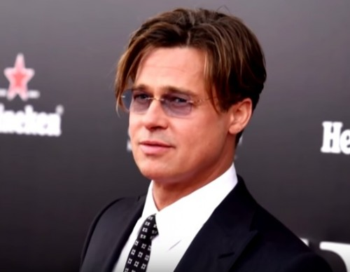 Brad Pitt Makes First Public Appearance Since Angelina Jolie Divorce
