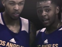 Los Angeles Lakers 2016/17 Promo - New Era