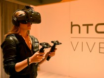 HTC's Vive VR Headset To Be Used Wirelessly Is Available For Preorder