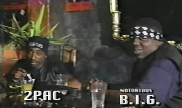 2Pac & Notorious B.I.G Freestyle