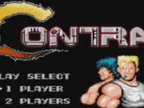 Contra- 3 lives/No Deaths/Basic Gun part 1/2