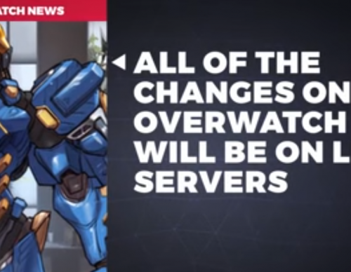 Overwatch PTR Changes are Here to Stay! - PVP Live
