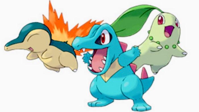 Pokemon Go Gen 2 Update: Starter Pokemon Models Leaked