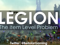 WoW Legion: The Larger Than Ever Problem With Item Level & Stats