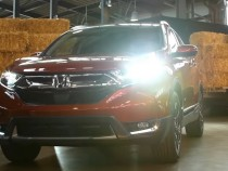 Honda Ramps Up SUV Production For US Market