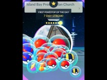 Pokemon Go - This is what you get for 7 day streak bonuses!