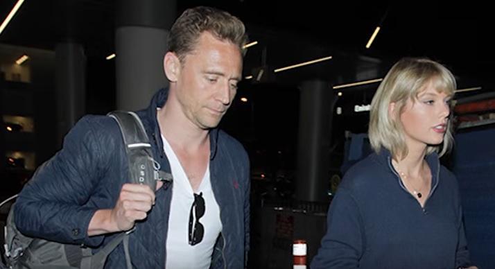 Taylor Swift & Tom Hiddleston Split
