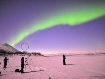 Pan-STARRS and Northern Lights