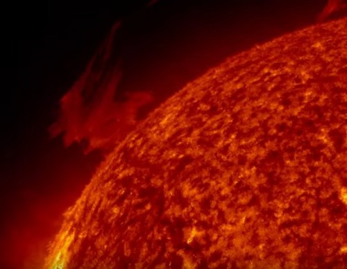 New Way To Study The Sun Could Be Less Expensive