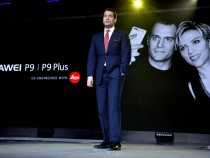 Henry Cavill At The Huawei P9 Global Launch In London