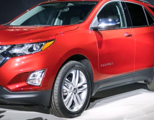 2018 Chevrolet Equinox Confirms Debut At LA Auto Show